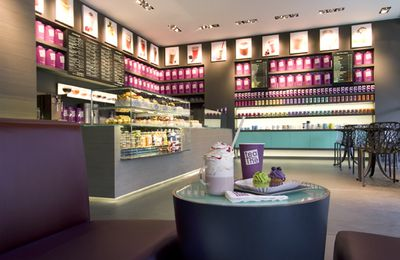 Tea by Thé, le nouveau concept au Palais Royal