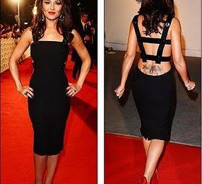 Boohoo.com et la robe de Cheryl Cole