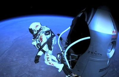 Felix Baumgartner ou L'Envol du Petit Prince : Born to fly - RedBull Stratos-Roswell Mission Control