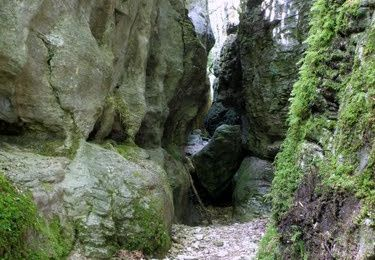 Omblèze Canyon des Gueulards et Druise
