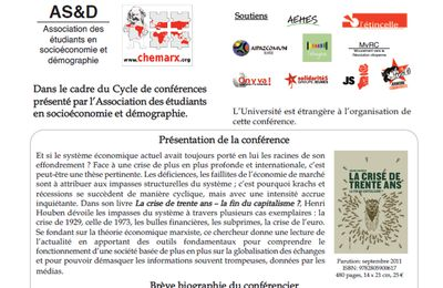 Mercredi 27 novembre 2013, parlons Alternatives.