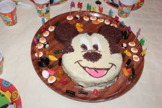 "Anniversaire ""Mickey"" by Choupi!"