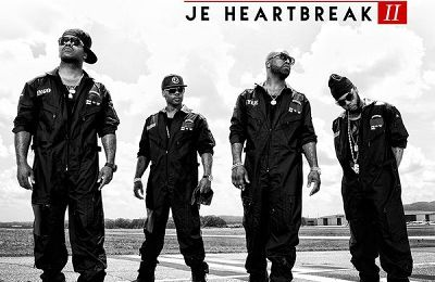 Jagged Edge - JE Heartbreak II CDRIP (2014)