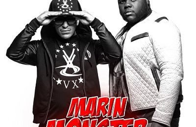 Marin Monster - Marin Monster CDRIP (2014)