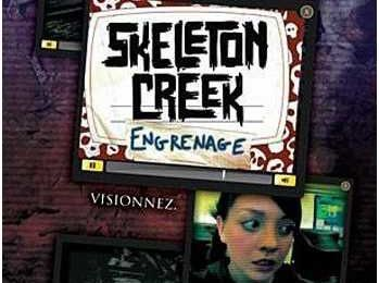 Skeleton creek, livre 2: Engrenages de Patrick Carman