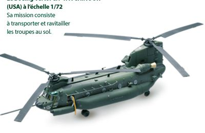 Le CH 47 Chinook