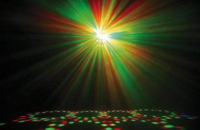 Voeux de lumière à l'occasion du Nouvel An
