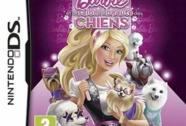 [DIVERS] Test 3DS : Barbie salon de beauté pour chiens - Paris Games Week 2013