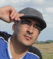 Noufel Bouzeboudja, le poète des colères tranquilles.