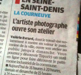 Topos dans le Parisien