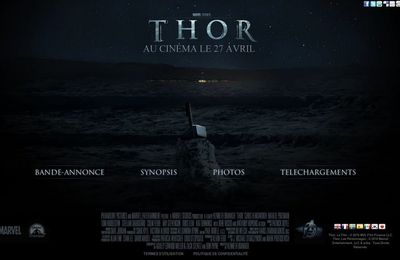 Thor le film de Kenneth Branagh