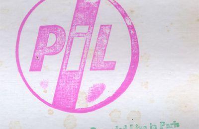 Public Image Ltd en concert à Paris le 22 décembre 1978