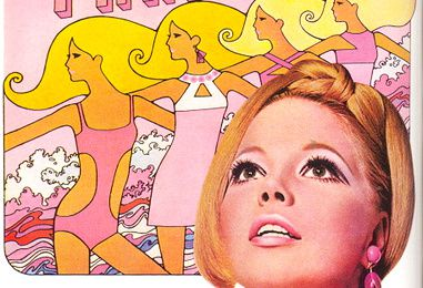 Maquillage des Sixties
