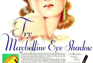 Histoire d'une marque : Gemey Maybelline