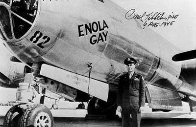 OMD - DRESDEN et explications autour d'ENOLA GAY