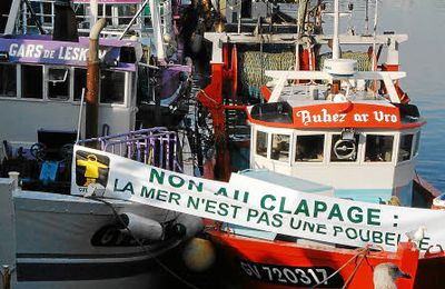Clapage des ports. Vers une interdiction à Loctudy et Lesconil ? (OF)