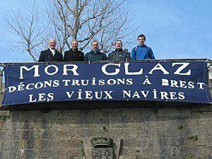 Déconstruction navale. Le pied de nez de Bordeaux à Brest (Le Tél)