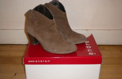 Chaussure - Ref: CHA25