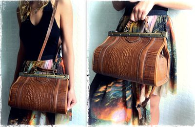 Just IN: Sacs à Main Vintage !!