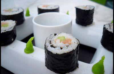 Sushis...Maki...