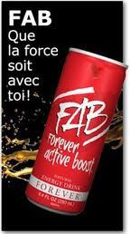 Forever Active Boost (FAB) Réf. 321