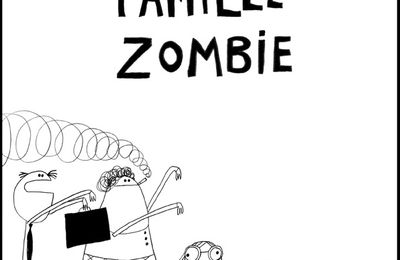 couv Ma famille zombie
