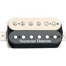 "TEST : micro manche Seymour Duncan SH6N ""Distortion"""