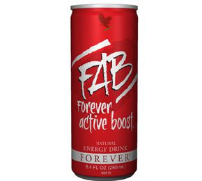 FAB Forever Active Boost... Réf. : 321