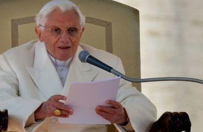 Hommage à Benoît XVI