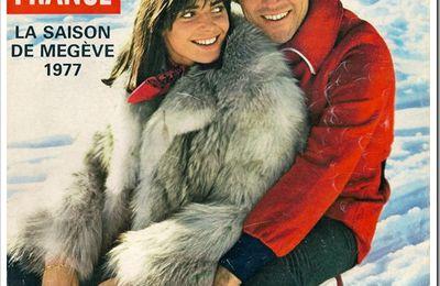 """22 au 28 janvier 1977 : Une de """"JDF"""""""