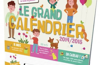 Les calendriers familiaux en question
