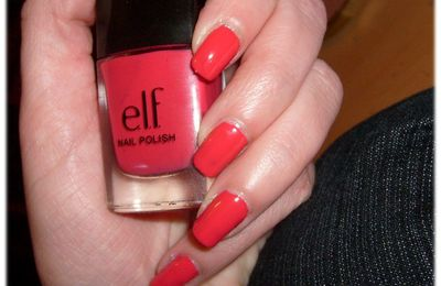 Hot Pink. ELF