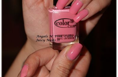 Angels N' Pink. Color Club
