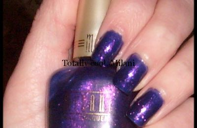 Totally cool. Milani