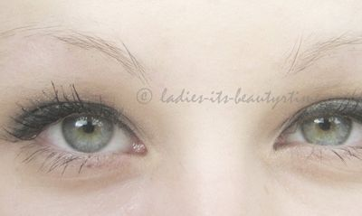 (#494) Augen Make-Up