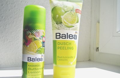 (#511) Balea Buttermilk & Lemon *.*