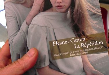 "JURY - ""La répétition"" par Eleanor Catton..."