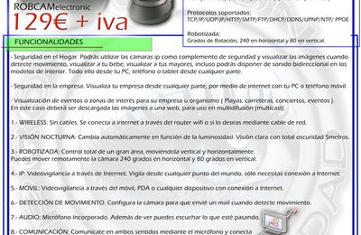 Oferta RobCamelectronic