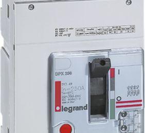 Les disjoncteurs de puissance PDX de 40 à 1600 A