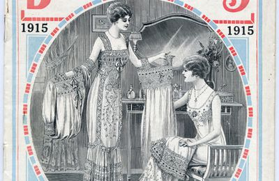 Catalogue La Samaritaine 1915