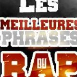 Plus belle phrases de rap