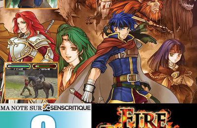 FIRE EMBLEM Path of Radiance [Test express]