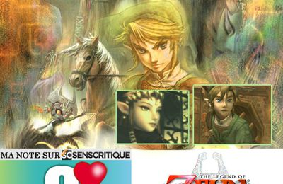 THE LEGEND OF ZELDA: Twilight Princess [Test express]