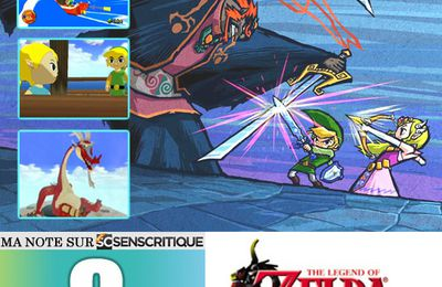 THE LEGEND OF ZELDA: The Wind Waker [Test express]