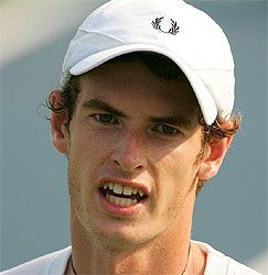 Andy Murray : Lui aussi.... mais plus intelligemment - 2011