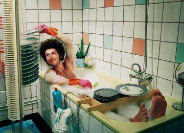 À chacun sa vaisselle !