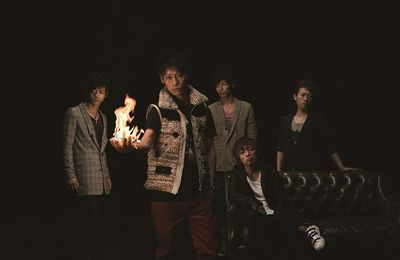 [News] UVERworld New DVD : UVERworld DOCUMENTARY THE SONG