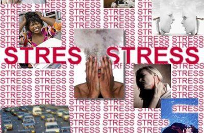 Les chiffres du stress