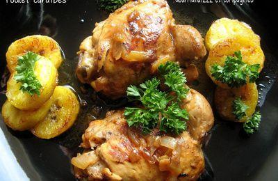 Poulet Caraibes