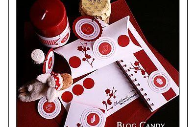 Blog Candy chez Laura créate